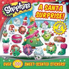 Shopkins A Surprise For Santa