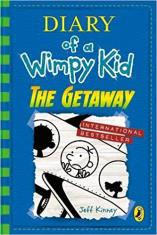 Diary Of A Wimpy Kid The Getaway (Hard Cover)