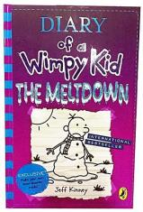 Diary Of A Wimpy Kid The Meltdown (Hard Cover)