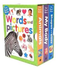 Words And Pictures (Board Book)