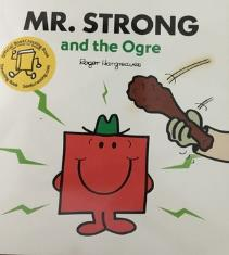 Mr. Strong and the Ogre