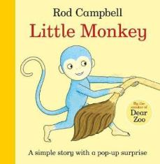 Little Monkey Hardcover
