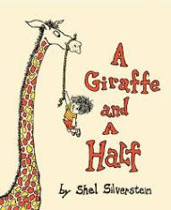 A Giraffe and a Half (Hardcover)