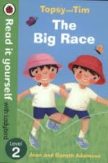 Topsy and Tim: The Big Race