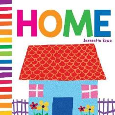 Baby Board Book Home