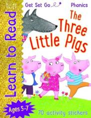 Learn to Read The Three Little Pigs