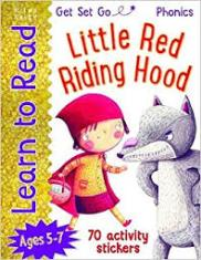 Learn to Read:  Little Red Riding Hood